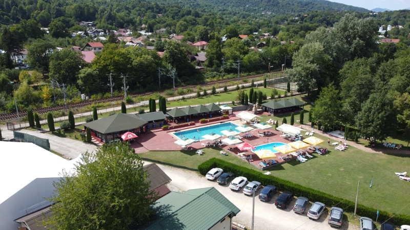 rock mill resort